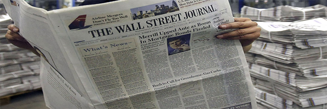 Wall Street Journal Interviews Dr. Rita About Ban on Foreign Surrogacy