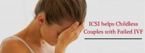 childless couples with failed IVF