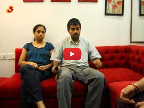Success Surrogacy treatment Mr.Vijay and Mrs Geeta