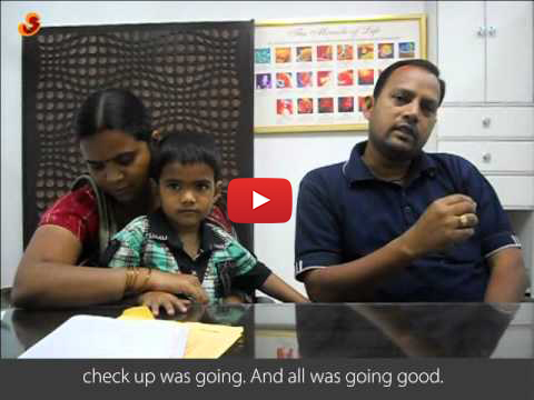 IVF Success Testimonial by Mr. Shivam Kumar, IVF, India