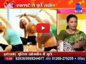 Zee-News-Dr-Rita-Bakshi-Interview-on-Menopause
